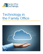 Technology in the Family Office