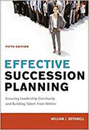 Effective Succession Planning Cover