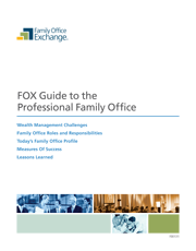 FOX Guide to The Professional Family Office