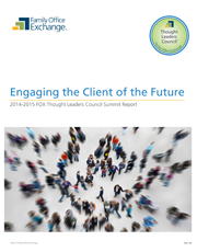 Engaging the Client of the Future