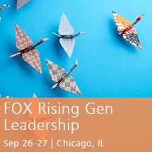 2019 Rising Gen Leadership Event