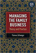 Managing the Family Business Cover