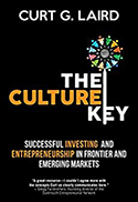 The Culture Key: Successful Investing and Entrepreneurship in Frontier and Emerging Markets - Cover