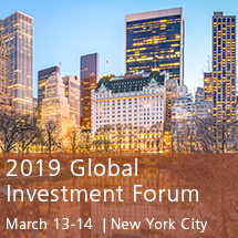 Featured Event: Global Investment Forum