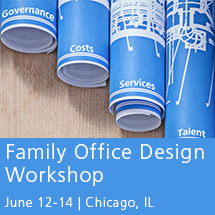 Family Office Design Workshop - Chicago, IL