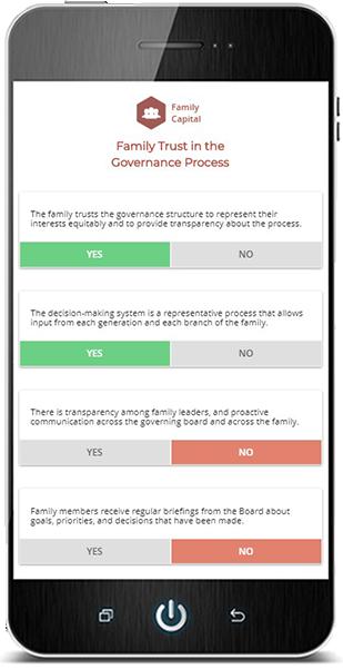 Screenshot - Questions Mobile