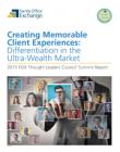 Creating Memorable Client Experiences