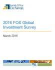 2016 FOX Global Investment Survey