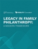 Legacy in Family Philanthropy Page 1 of PDF